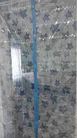 Антимоскитная сетка штора на двери от насекомых 100*210 с блёстками, фото 1