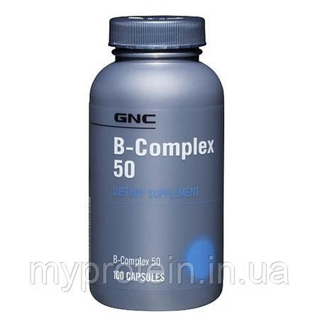 Витамин Б B-Complex 50 (250 caps)