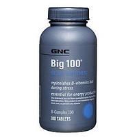 Витамины группы Б Big 100 (250 caps)
