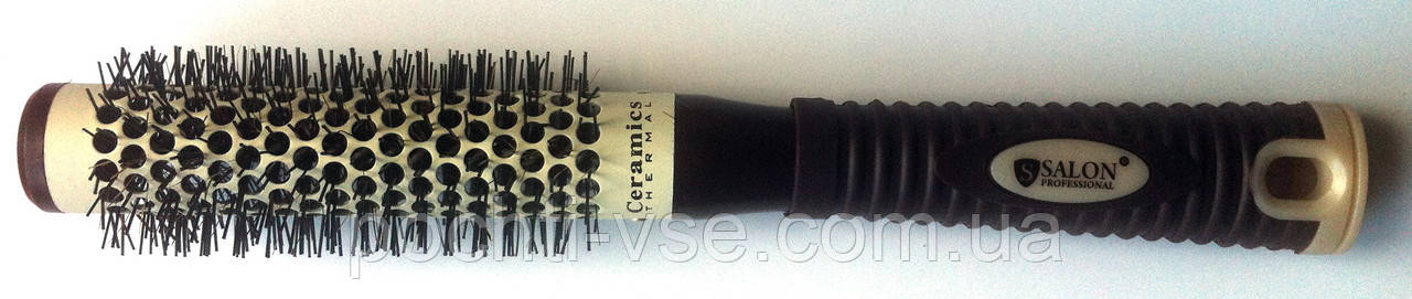 Щётка брашинг Salon, (255 мм/25 мм)