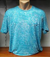 "Мужские футболки большие размеры""варенка"""