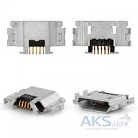 (Коннектор) Aksline Разъем зарядки Sony C5502 M36h Xperia ZR / C5503 M36i Xperia ZR
