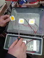 Мы починим любой Led прожектор!
