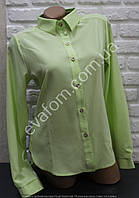 Рубашка женская шифоновая