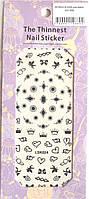 Наклейка для ногтей 00180-К-Н-5300 №24