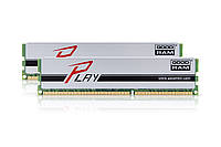 Оперативная память GOODRAM 2x 4GB [DDR3 1600MHz CL9 Play Silver]