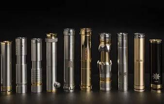 Батарейные и механические моды