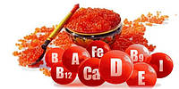 Красная икра – на вес золота для организма!