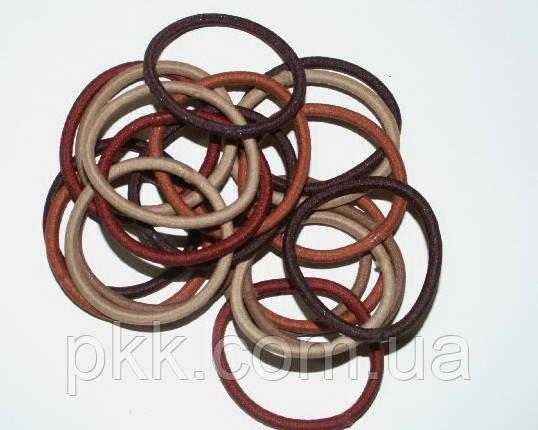 Резинка  коричнева R-100-7