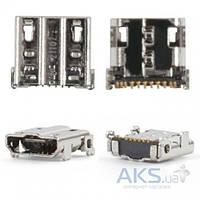 (Коннектор) Aksline Разъем зарядки Samsung I337 / I545 / I9500 Galaxy S4 / M919 / N7100 Note 2 Original