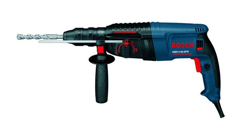 Перфоратор Bosch Professional GBH 2-26 DFR, фото 2