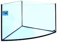 Природа Аквариум овальный угловой