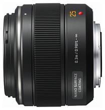 Объектив Panasonic Micro 4/3 Lens 25mm