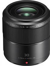 Объектив Panasonic Micro 4/3 Lens 30 mm F2.8