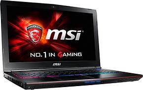 Ноутбук MSI GE62 2QD-028XPL Apache (GE622QD-028XPL) + Windows 7HP, фото 2