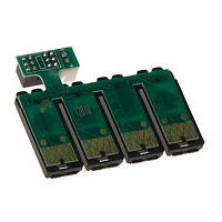 Чип для картриджа СНПЧ EPSON Stylus S22/SX125/SX130 WWM (CH.0260-1)