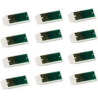 Чип для картриджа WWM НПК EPSON R270/R295/RX615 Black (CR.T0821)