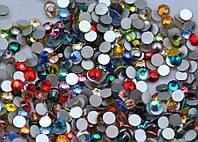 Камни Swarovski разных цветов №3 50 шт