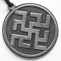 """Оберег """"Одолень трава"""" - славянский символ защиты."""