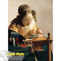 Пазл Ravensburger - Вермеер, Кружевница (Vermeer, The Lacemaker)