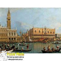 Пазл Ravensburger - Каналетто, Венеция, Площадь Святого Марка (Canaletto, Palazzo Ducale and the Piazza di San Marco)