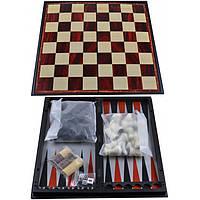 Игра магнитная Нарды, Шахматы, Шашки 3 в 1 57710