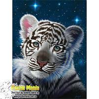 Пазл Ravensburger - Шиммель, Маленький тигр (светится в темноте) (Schimmel, Stripes)