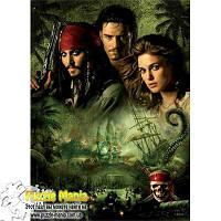 Пазл Ravensburger - Пираты Карибского моря (Pirates Of The Caribbean 2)