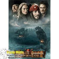 Пазл Ravensburger - Пираты Карибского моря (Pirates Of The Caribbean, At World's End)