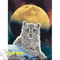 Пазл Ravensburger - Шиммель, Тигренок в лунном свете (Schimmel, Moon Leopard)