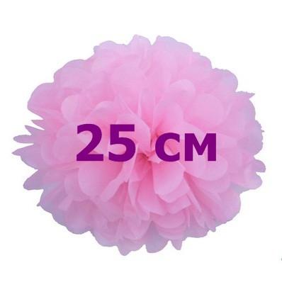 Помпоны подвесные 25 см