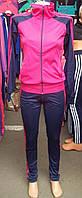 Спортивный женский костюм р.40-48