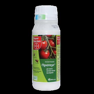 Инсектицид системно-контактный Протеус (500 мл) — против тли, колорадского жука, плодожорки, листовертки, фото 2