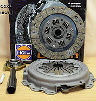 Комплект сцепления для автомобилей ВАЗ 2108-21099, ВАЗ 2113-2115 (пр-во HOLA)