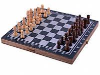 Игра настольная 3 в 1 Нарды, Шахматы, Шашки XLY-309