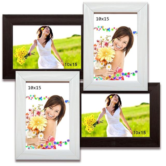 Фоторамки на 4 фотографии