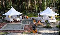 Правильный выбор шатра или павильона