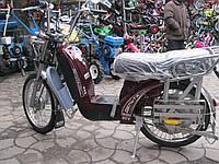 Электровелосипед Заря Дельта 500W