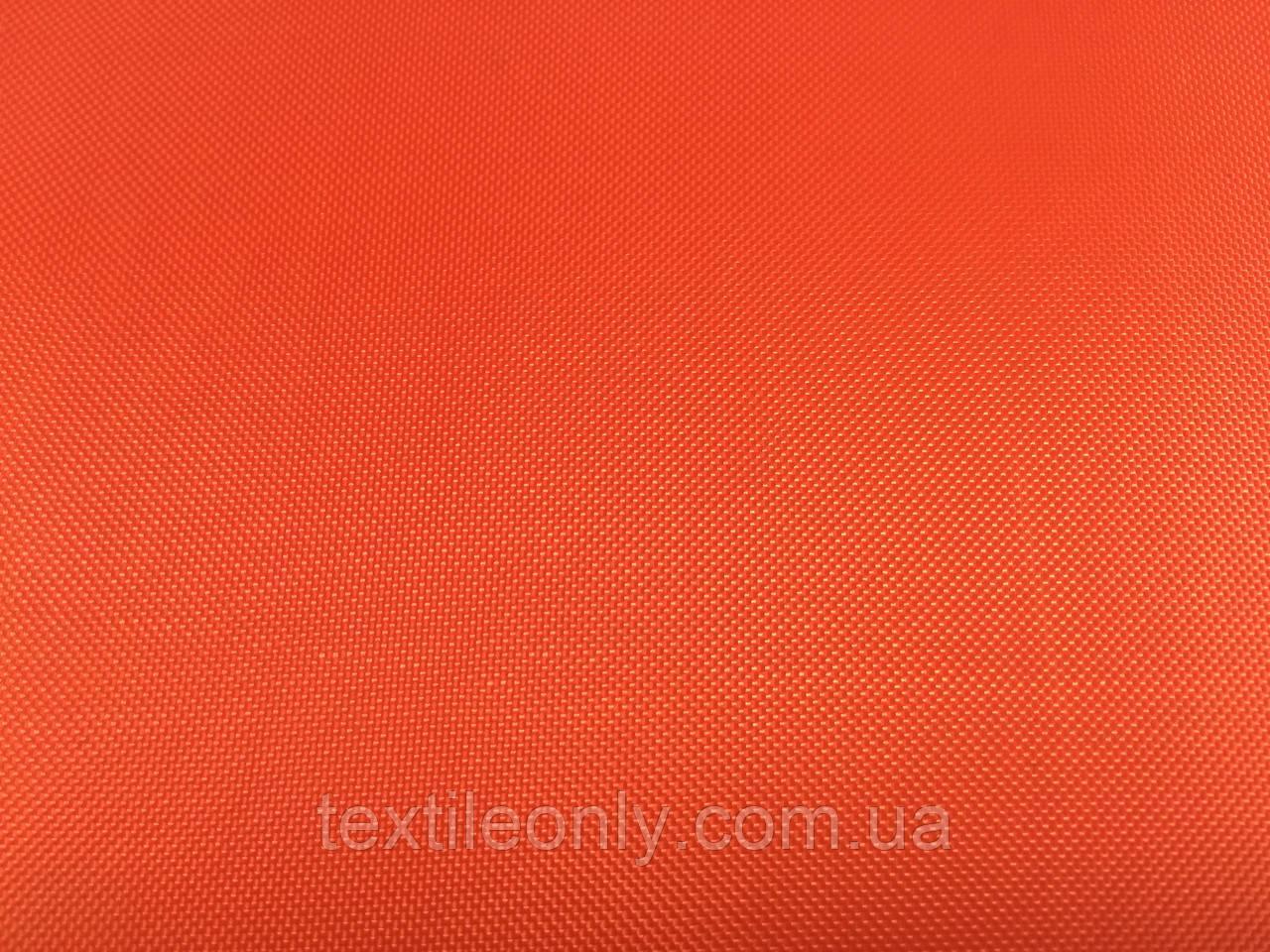 Тканина Сумочная 420 Д колір помаранчевий