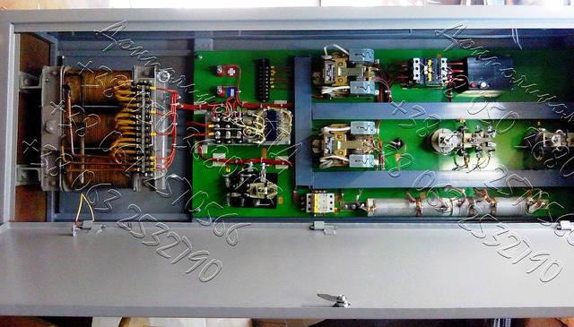 УВК-3-16/220П, УВК-3-50/220П, УВК-3-10/220П устройства выпрямительные 5