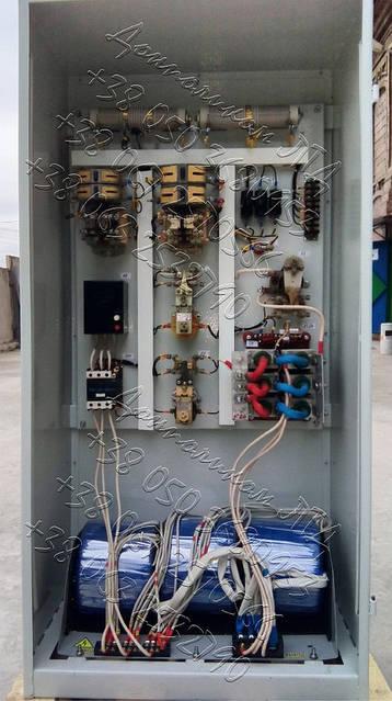 УВК-3-16/220П, УВК-3-50/220П, УВК-3-10/220П устройства выпрямительные 6