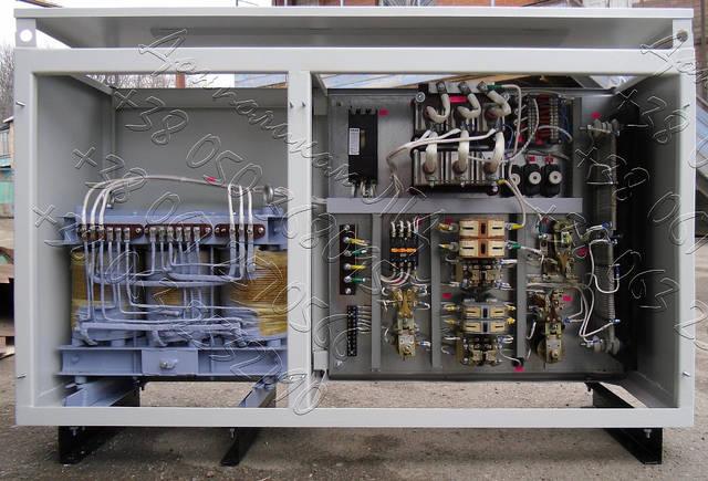 УВК-3-16/220П, УВК-3-50/220П, УВК-3-10/220П устройства выпрямительные 8
