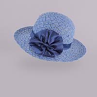 Стильная шляпа для девочки TuTu арт. 3-002558