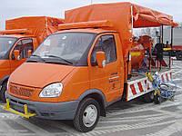 Машина для дорожной разметки Шмель 11А