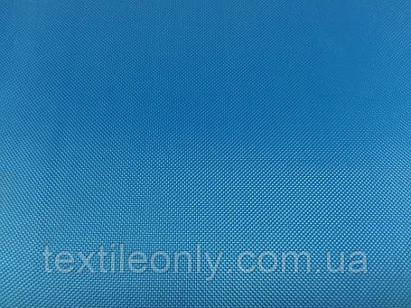 Ткань Сумочная 420 Д цвет голубой, фото 2