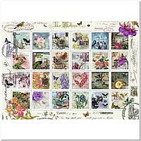 Старинные почтовые марки