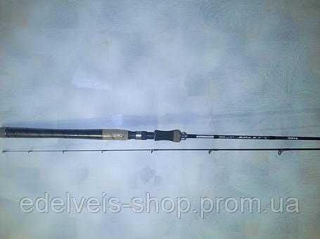 Спиннинг  ультралайт KAIDA(weida) CORSAR 2-8 гр  2.1м Carbon IM8, фото 2