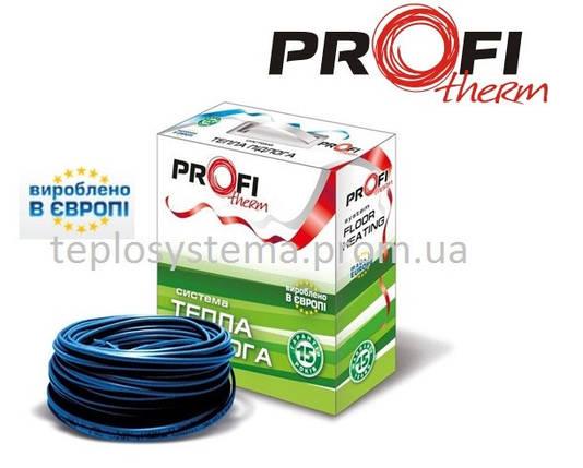 Двухжильный нагревательный кабель  PROFI THERM 2 19 / 355 – 18,5 м (Польша), фото 2