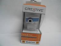 Веб камера Creative, вебки, компьютерные аксессуары, веб камера креатив