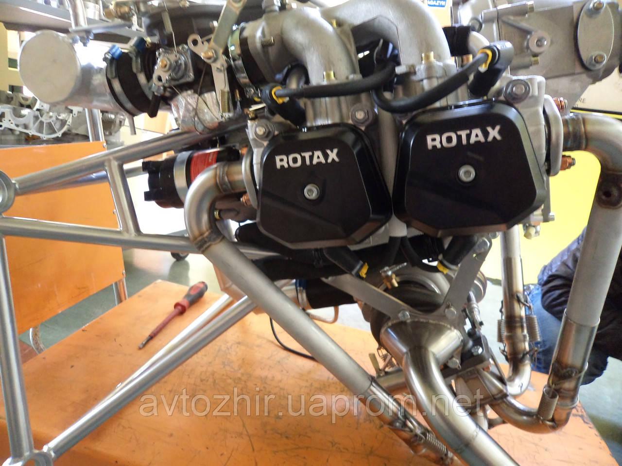 """Двигатель ROTAX 912 turbo Interkuler 125 л.с - ПП """"АВТОЖИР"""" в Бердичеве"""